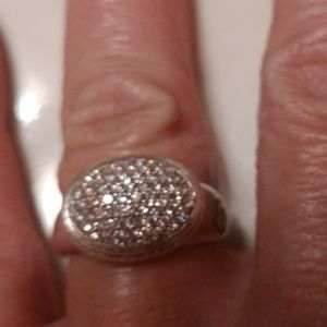 AUTHENTIC DAVID YURMAN DIAMOND RING